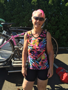 Diana after tri may 2016